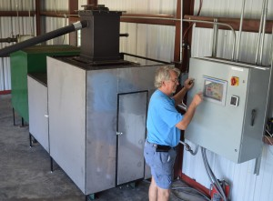 Waste to Energy Owner with Downdraft Gasification System