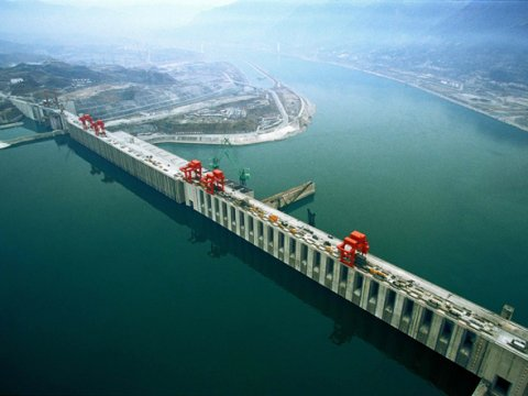 Largest Hydroelectric Plant