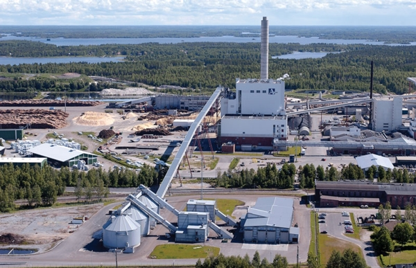 Worlds Largest Biomass Plant
